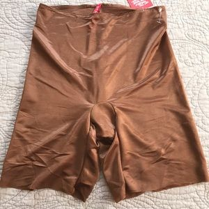Spanx Naked MidThigh Skinny Britches Shaper
